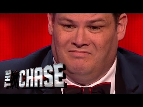 Natalie Cassidy Interrupts And Offends The Beast!  The Chase