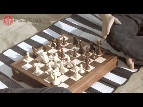 Magnus Carlsen number one rated chess player with Instaforex