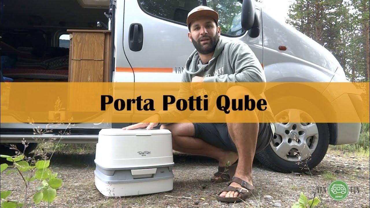 Porta Potti Ecco Come Funziona Wc Chimico Camper Youtube