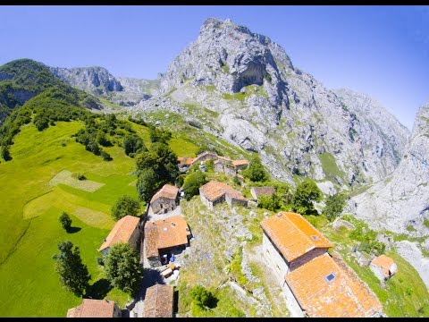 video about Bulnes, heart of the Picos de Europa