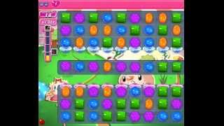 How to beat Candy Crush Saga Level 77 - 1 Stars - No Boosters - 56,402pts