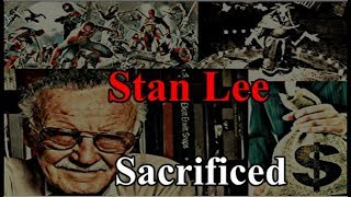 Stan Lee was Sacrificed (Satanic Ritual) Follow the Money!