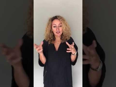 She's Back TEDx talk