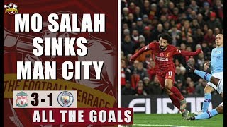 Liverpool BATTER Man City! Liverpool 3-1 Man City Premier League Goals