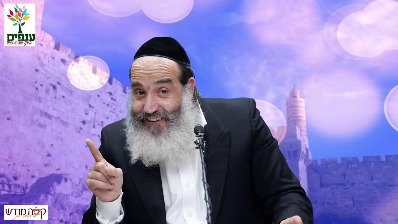 מי אשם    הרב יצחק פנגר   שידור חי HD