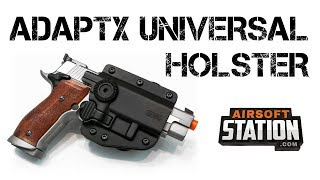 ADAPTX Universal Level 2 Retention Holster - Is it really Universal?