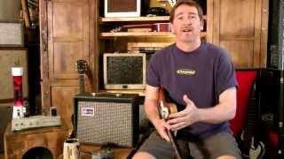 How To Buy a vintage guitar or amp and not get burned.