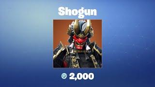 Shogun | Fortnite Outfit/Skin