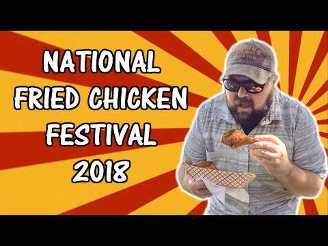 National Fried Chicken Festival 2018 in New Orleans