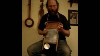 How to play the washboard