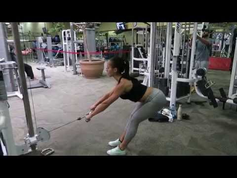 Randi Kennedy Fitness - Cable Romanian Deadlift