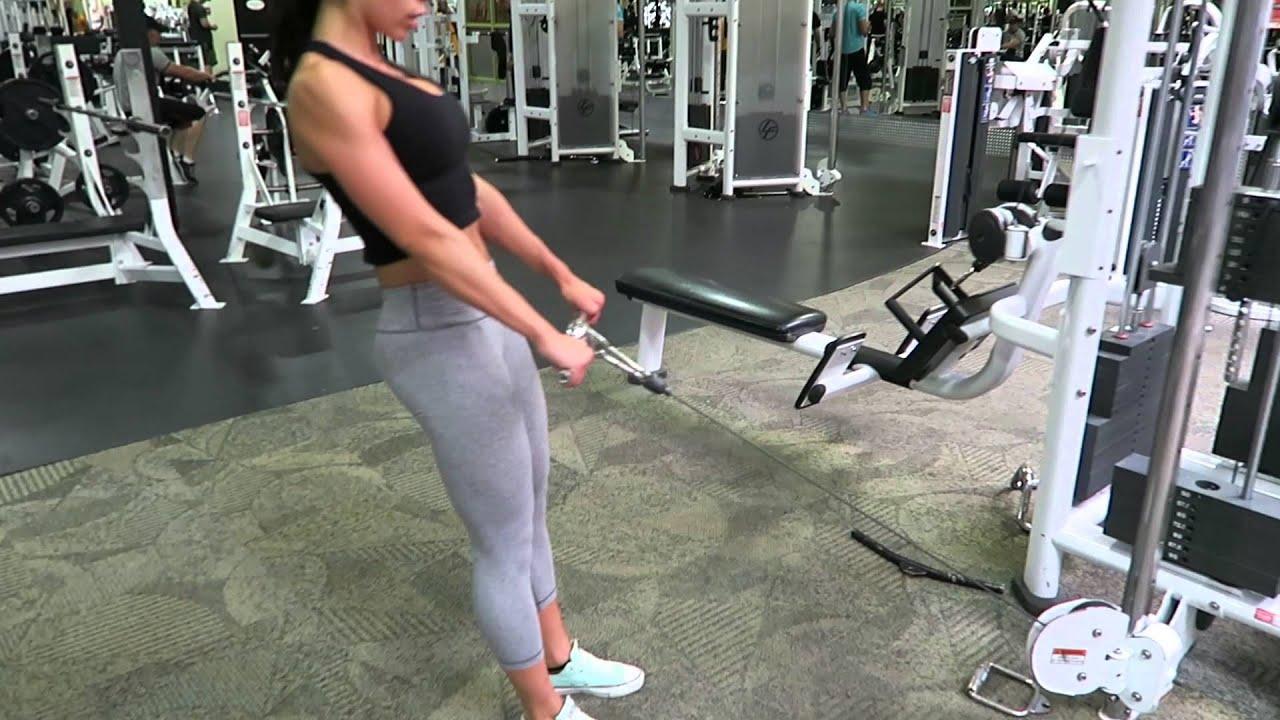 Randi kennedy fitness cable romanian deadlift youtube randi kennedy fitness cable romanian deadlift falaconquin