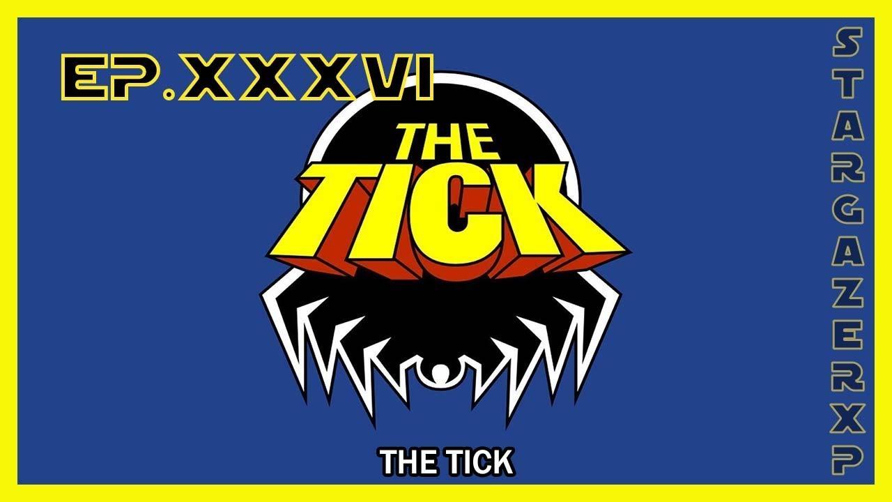 Download The Tick (1994-1996) - S03E09 (The Tick vs. Prehistory)   Stargazer-XP