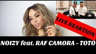 Noizy feat. Raf Camora - Toto - live Reaktion | Jennyfromtheblog