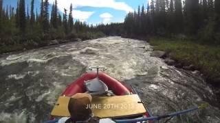 How to raft the Gulkana Canyon