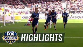 VfB Stuttgart vs. Hamburger SV | 2017-18 Bundesliga Highlights