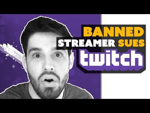 Banned Streamer Sues Twitch - The Know Game News