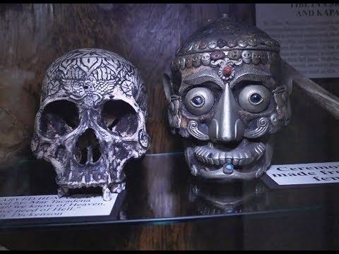 MUSEUM OF DEATH Los Angeles - WildTravelsTV.com