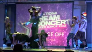 131117 K-Nation 4 Kpop Dance Cover Competition - Face Off (NU'EST CG)