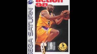 NBA Action 98 - Main Menu