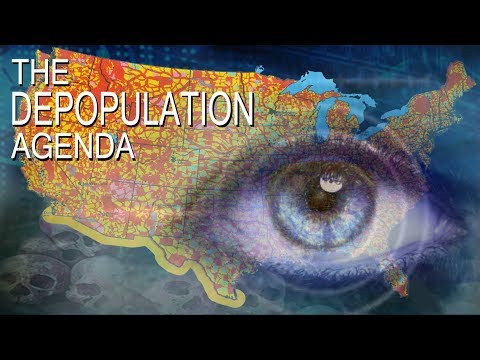 ELITE PLAN TO DEPOPULATE WORLD: PLAN TO KILL 6 BILLION PEOPLE -  NWO, ELITE, ILLUMINATI 7/13/13