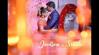 Jack & Sruthi - Candid Wedding Video - Ten80 Studio