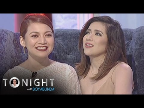 TWBA: Fast Talk with Kyla and Angeline