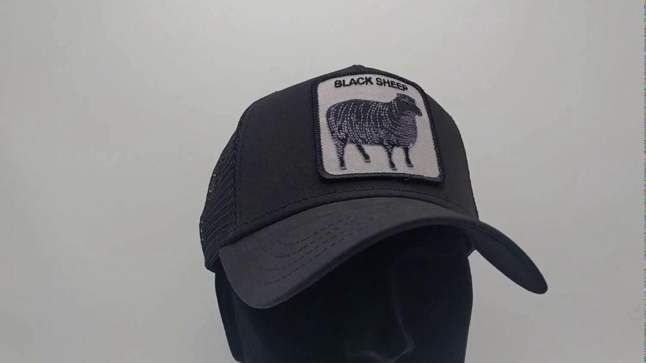 ee2f021e Goorin Bros. Naughty Lamb Trucker cap - €34,95 - GRATIS Verzending -  CapKopen.nl