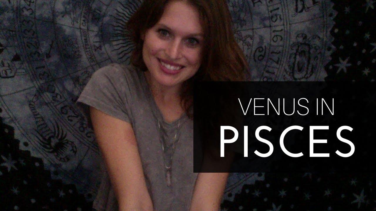 Venus exalted in pisces