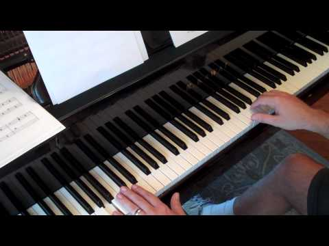 Practice Video For An Arrangement of Canon In D