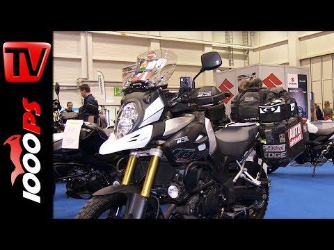 Südamerika-Tour mit Suzuki V-Strom 1000 | Bike Austria Tulln 2015