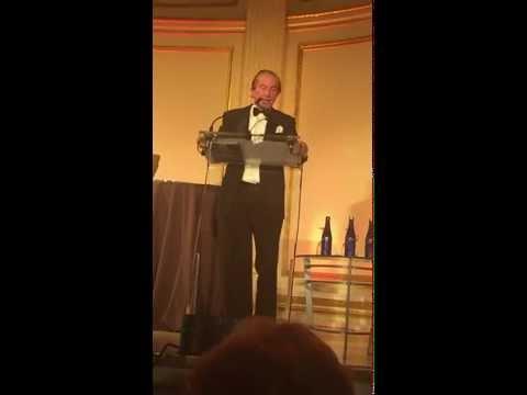 Travel Weekly Lifetime Achievement Award - Geoffrey Kent Acceptance Speech