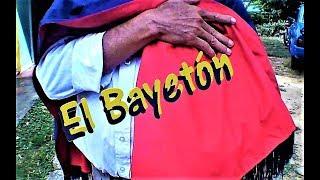 El Bayeton - prenda de vestir cultura de los Llanos Orientales herencia de los españoles