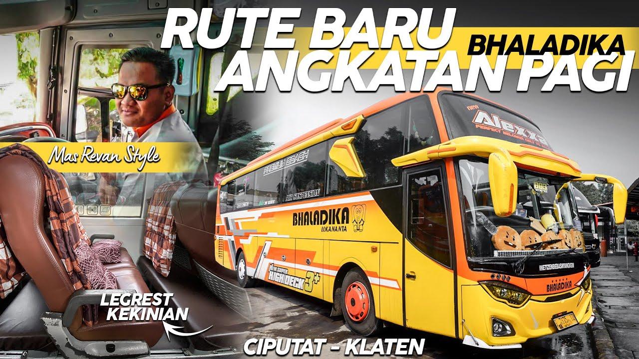 "THE LEGEND IS BACK!😎 ARMADA EX PO HARYANTO - Trip Bhaladika BD 003 ""New Alexxa"" | Ciputat - Klaten"