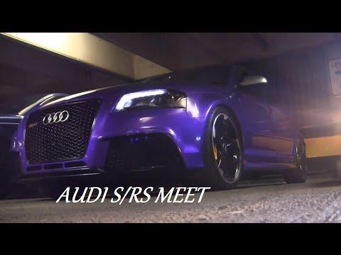 AUDI S/RS MEET - FEBRUARY 2016