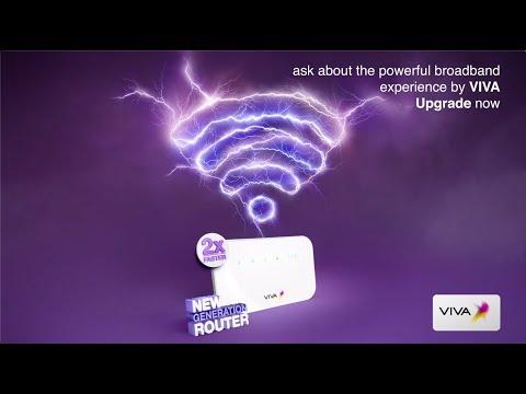Powerful New Broadband