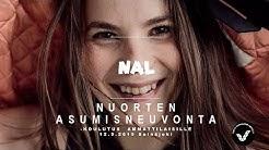 Osa 3/3: Nuorten asumisneuvonta -koulutus ammattilaisille Seinäjoella 12.9.2019