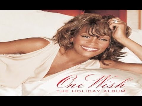 Whitney Houston - One Wish (for Christmas) Arista Records 2003
