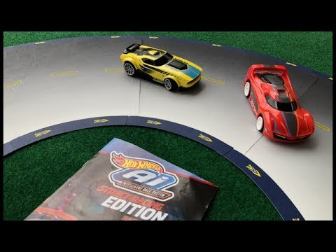 HOT WHEELS A.I. STREET RACING