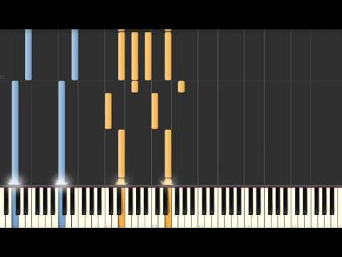 Imperial March Star Wars OST (Lucas King) - Piano Sheet Music