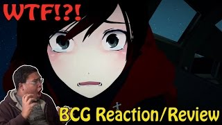 totally unnecessary   rwby reaction episode 12
