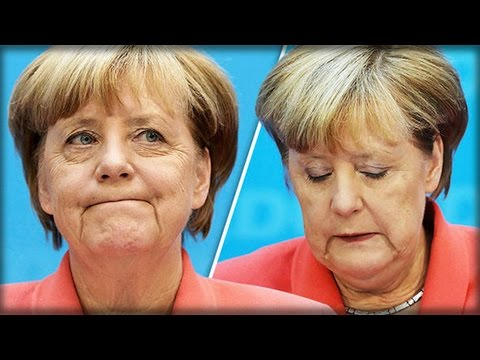 HUMILIATED ANGELA MERKEL REGRETS OPEN DOOR MIGRATION POLICY AMID ELECTION DEFEAT