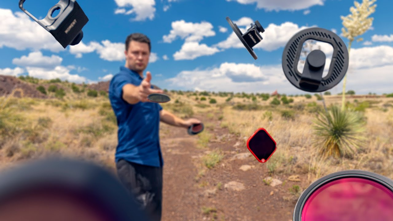 COMPLETE GUIDE TO MOMENT FILTERS: All The Options, Sizes, & Adapters And A GIVEAWAY
