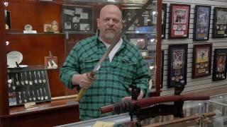 Rick's Samurai Sword