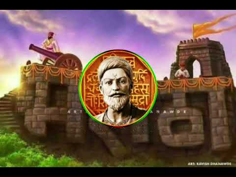 raigad-killa-maharashtrachi-shaan-aahe- -shivaji-maharaj-dj-new-song