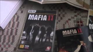 Распаковка эксклюзивного издания Mafia 2