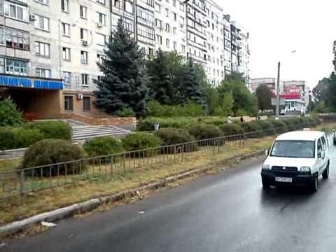 Артёмовск, от центра на забахмутку )