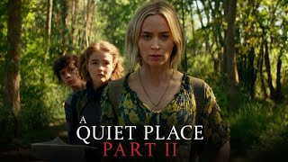 A Quiet Place 2 Full Movie İngilizce - Hollywood Full Movie 2020 - İngilizce Tam Filmler 𝐅𝐮𝐥𝐥 𝐇𝐃 1080