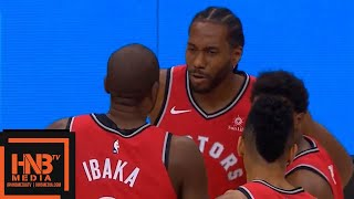 Toronto Raptors vs Portland Trail Blazers 1st Qtr Highlights | 29.09.2018, NBA Preseason