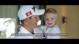 Meet Dean Burmester – Ambassador for Beachcomber Golf & Mont Choisy Le Golf
